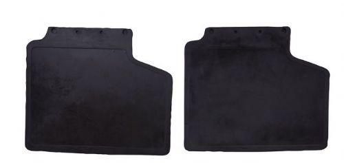 Discovery 1 Mud Flap Kit - FRONT